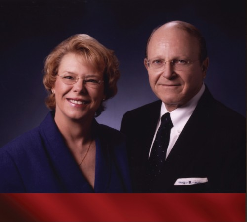 Bill and Mary Jo