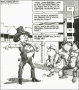 Cartoon - Sheriff Steelman