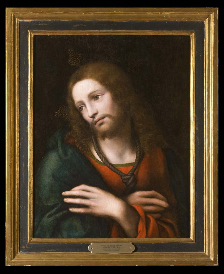 Painting-Christ the Man of Sorrows