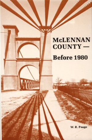 McLennan County - Before 1980 Cover