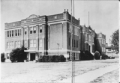 Hillsboro High School. undated