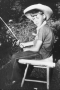 Gone fishin' as a boy in Hillsboro. undated