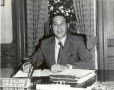 Bob Bullock as Texas Secretary of State. 1972