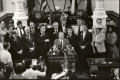 Bob Bullock receiving the support of state senators. May 30, 1989