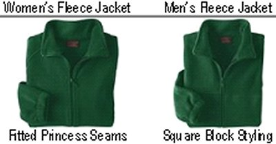 Optional Fleece Jacket(W)