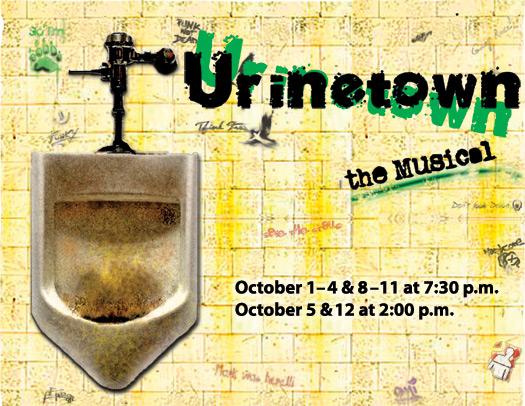Urinetown Logo