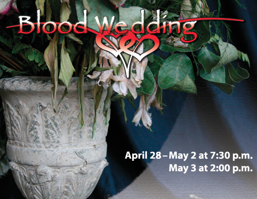 Blood Wedding Logo
