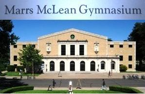 Marrs McLean Gym Front w Title
