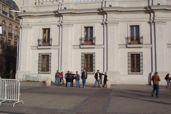 Casa de Moneda Close