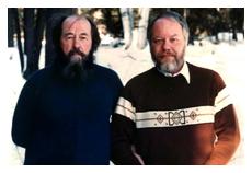 Ericson & Solzhenitsyn