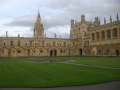 Tom Quad, Christ Church College