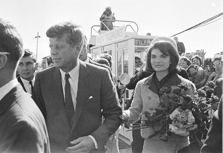 jackie kennedy death. Jacqueline Kennedy were in