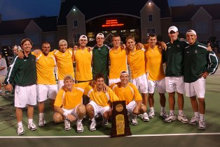 Baylor Tennis Team 2004