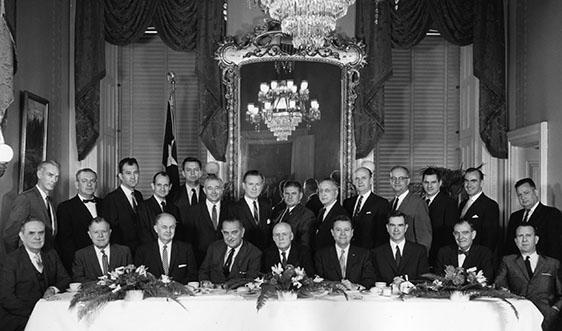 1960 Texas Delegation