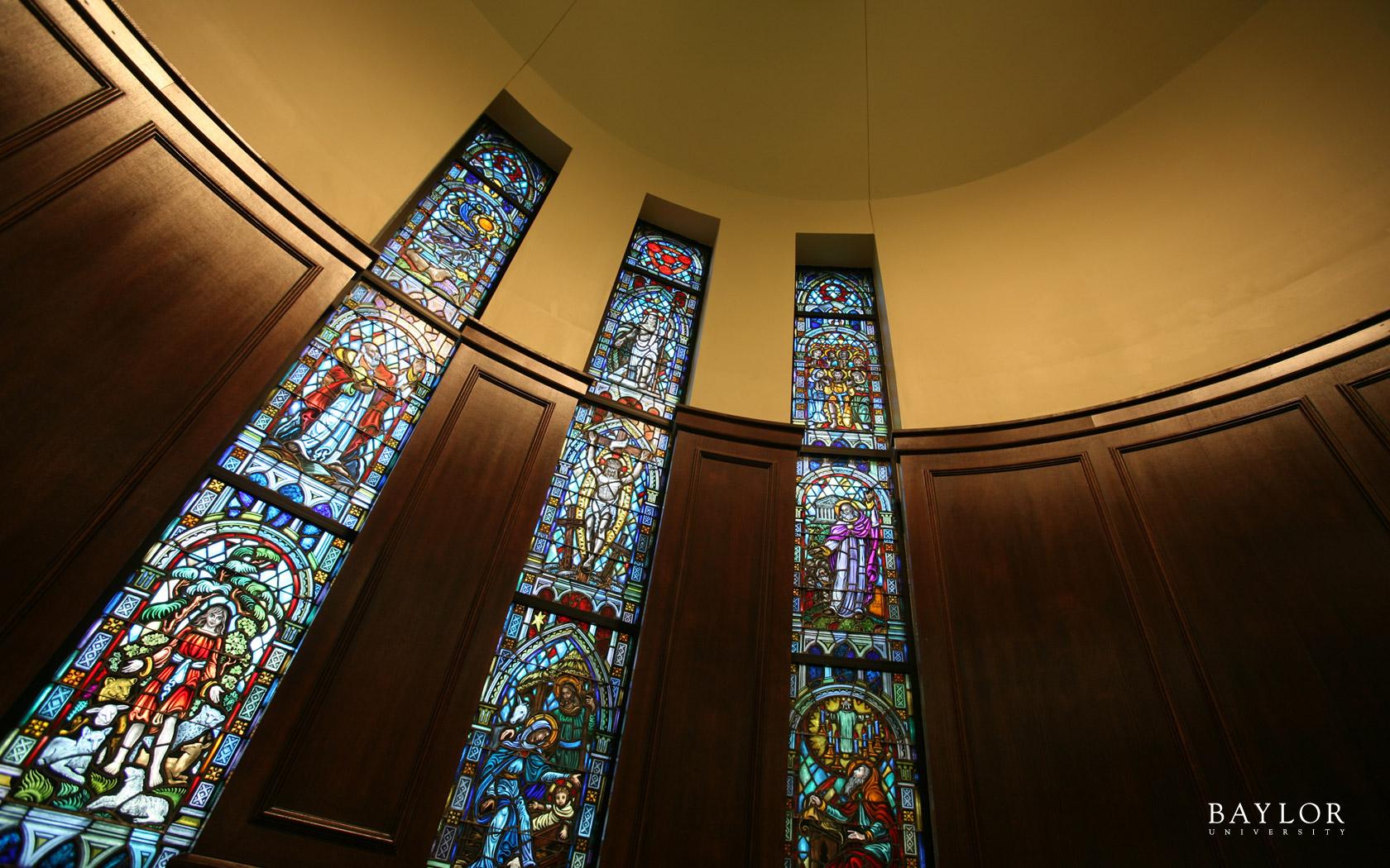 Robbins Chapel Windws