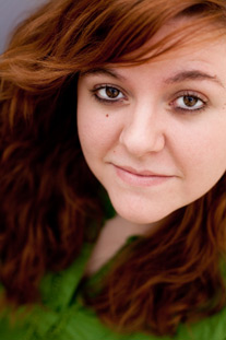 Kelsey Ervi Headshot