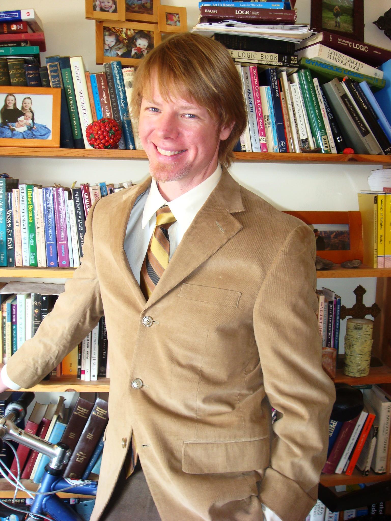 Faculty - Trent Dougherty