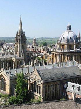 Baylor in Oxford