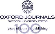 Oxford Journals Logo