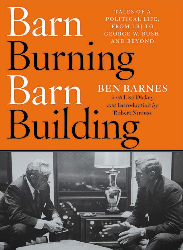 Barnes Book Cover