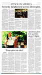 Star Telegram - September 11, 2001 - Page 3