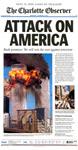 The Charlotte Observer - September 12, 2001 - Page 1