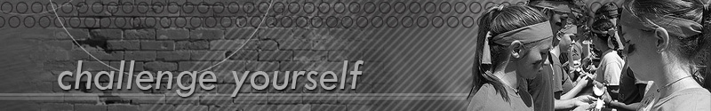 Challenge Yourself Header