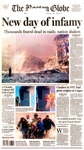The Boston Globe - September 12, 2001 - Page 1