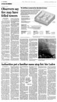 The Boston Globe - September 12, 2001 - Page 8