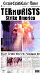 Corpus Christi Caller-Times - September 12, 2001 - Page 1