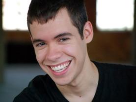 Joshua Gonzales Headshot