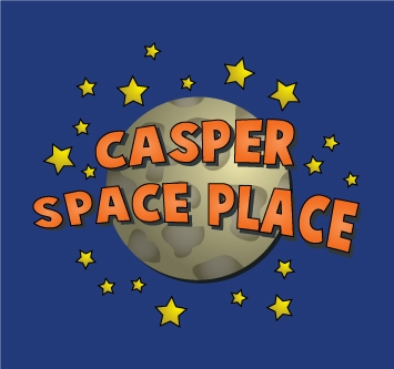 CASPER Space Place Logo