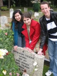 Tolkeins Grave