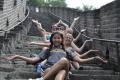 Dance in Great Wall