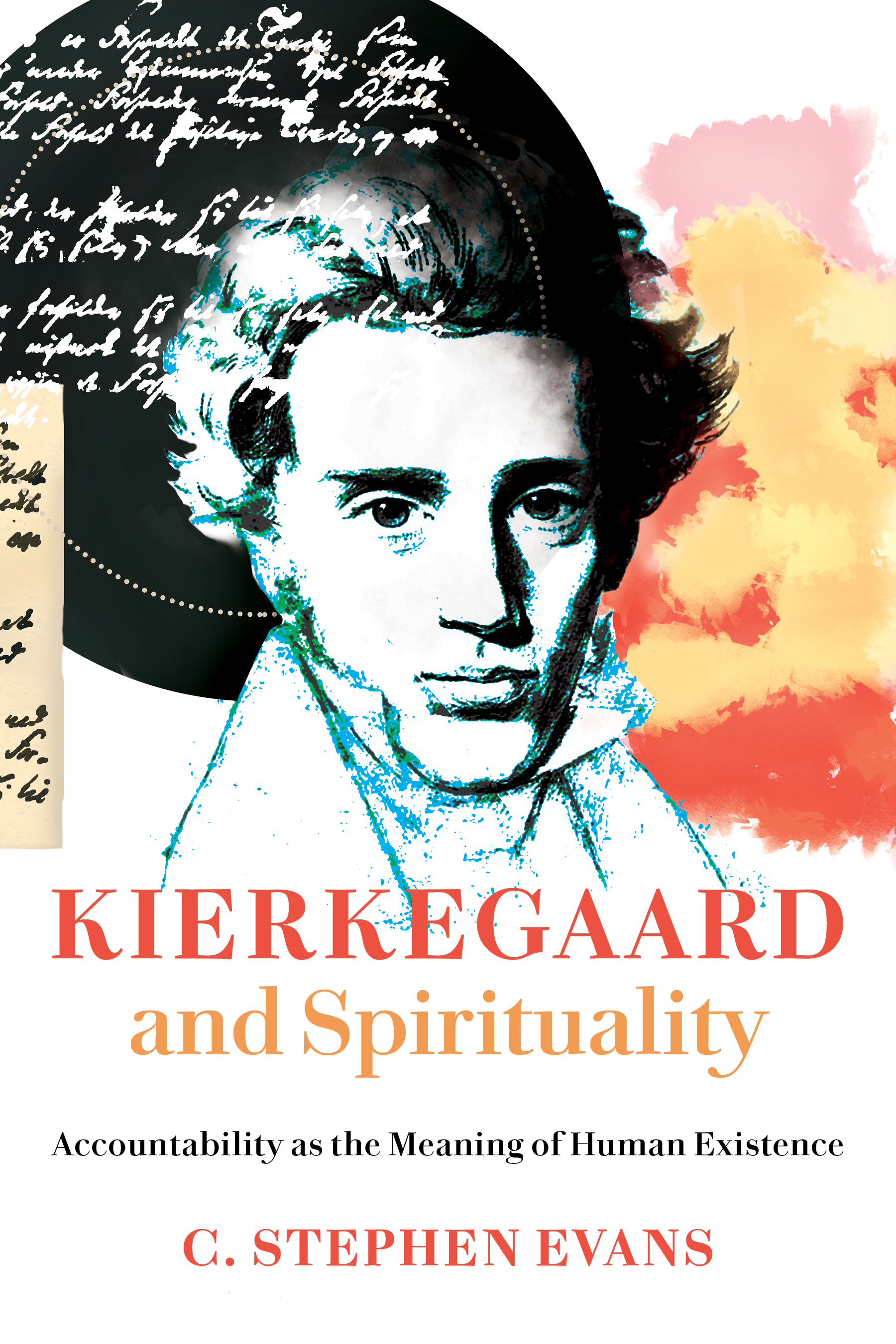 Book Cover of Kierkegaard and Spirituality